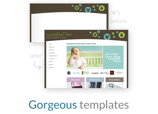 Gorgeous templates.